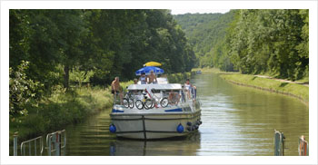 River cruise Chatillon en Bazois